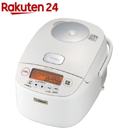 象印 圧力IH炊飯ジャー 1升炊き NP-BH18-WA ホワイト(1台)【象印(ZOJIRUSHI)】