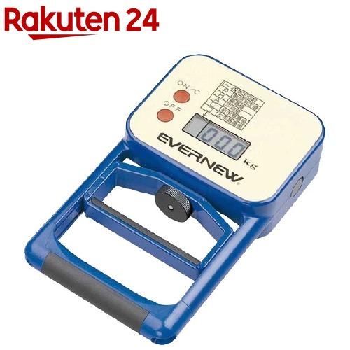 エバニュー デジタル握力計 EKJ077(1コ入)【エバニュー】
