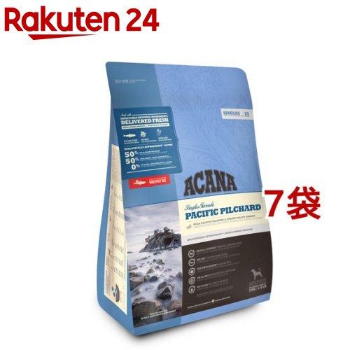 アカナ パシフィックピルチャード(正規輸入品)(2kg*7袋セット)【アカナ】[ドッグフード]