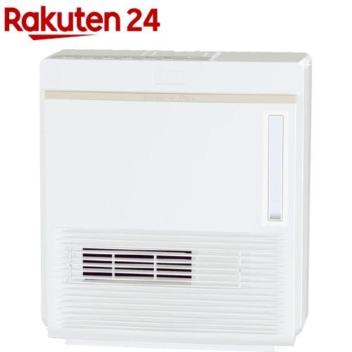 加湿セラミックファンヒーター 暖房1200W/加湿量480mL ホワイト EFH-1217D-W(1台入)