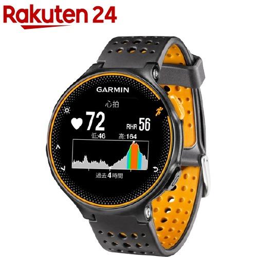 GARMIN(ガーミン) ForeAthlete 235J BlackOrange (日本正規品) 37176J(1コ入)【GARMIN(ガーミン)】