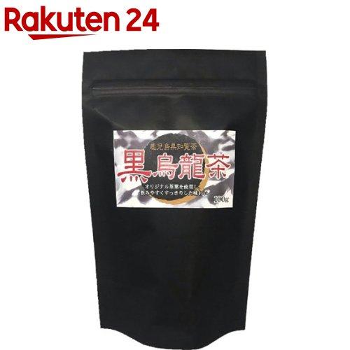 鹿児島県知覧茶 黒烏龍茶 商品 茶葉 100g 人気商品