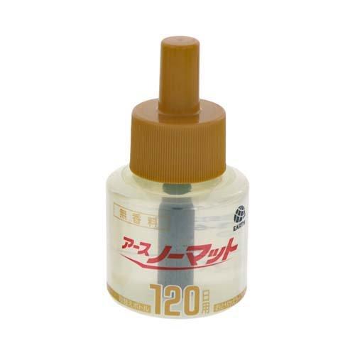アースノーマット 取替えボトル 120日用 無香料(45mL)【アース ノーマット】