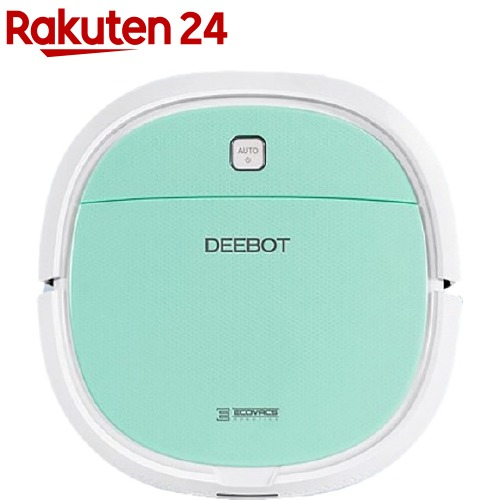 エコバックス 床用ロボット掃除機 ディーボット ミニ DK560(1コ入)【送料無料】