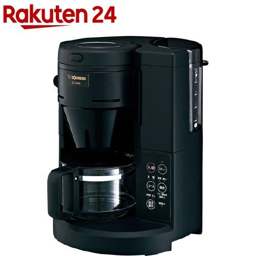 象印 ZOJIRUSHI 引出物 初売り 全自動コーヒーメーカー 1台 ブラック EC-SA40-BA