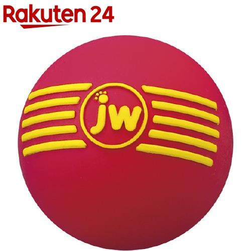 希望者のみラッピング無料 JWペットカンパニー アイスクィークボール M 日本全国 送料無料 レッド 1コ入