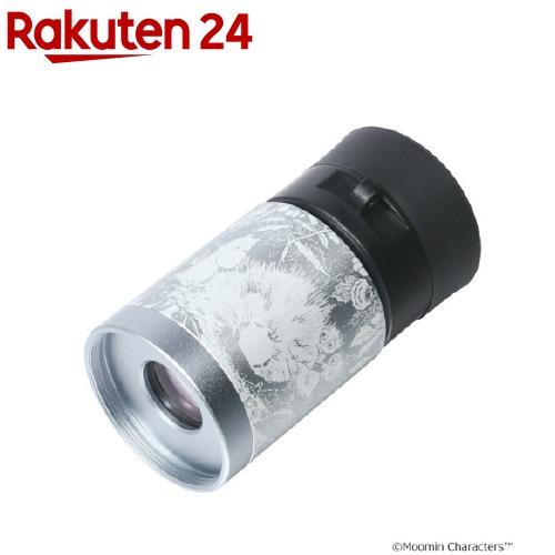 ビクセン MOOMIN 単眼鏡 H4*12 シルバー(1個)