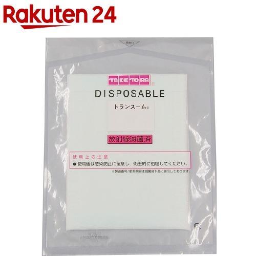 滅菌トランスーム No.61(1枚入*10*10包)【トランスーム】