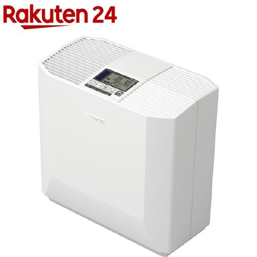 roomist ハイブリット式加湿器 クリアホワイト SHK50RR-W(1台入)