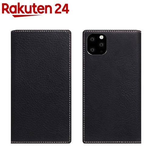 SLG Design iPhone 11 Pro Minerva Box Leather Case ブラック SD17868i58R(1個)【SLG Design(エスエルジーデザイン)】