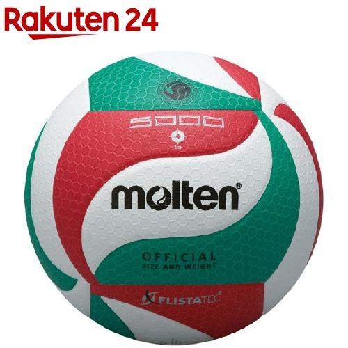 ラッピング無料 モルテン 格安 価格でご提供いたします フリスタテック バレーボール V4M5000 1コ入 4号