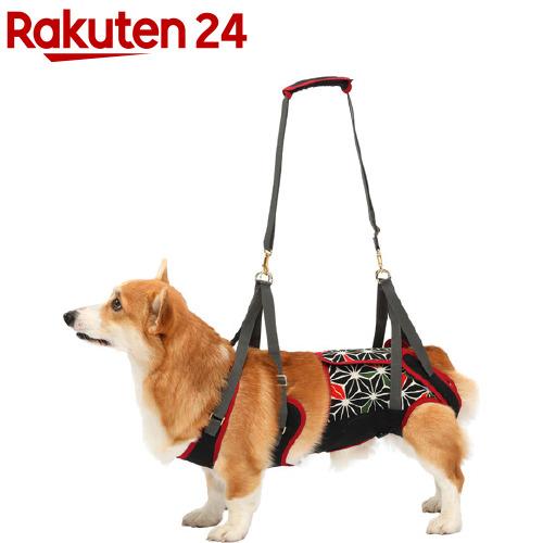 歩行補助ハーネスLaLaWalk 中型犬・コーギー用 KABUKI CL(1個)