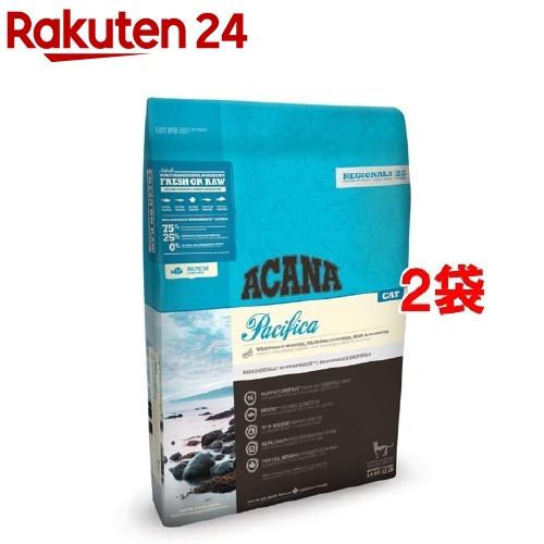 アカナ パシフィカキャット (正規輸入品)(5.4kg*2袋セット)【アカナ】
