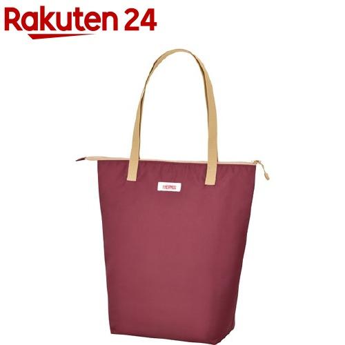 保冷バッグ サーモス THERMOS 保冷ショッピングバッグ レッド R 1個 激安通販 格安 価格でご提供いたします REV-012