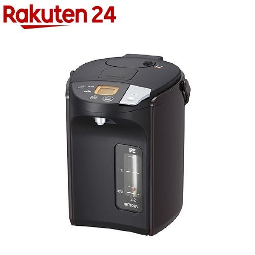 タイガー 蒸気レスVE電気まほうびん ブラウン PIS-A220T(1台)