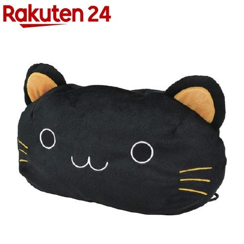 ねこ顔ティッシュカバー 黒猫 祝日 卓越 1コ入