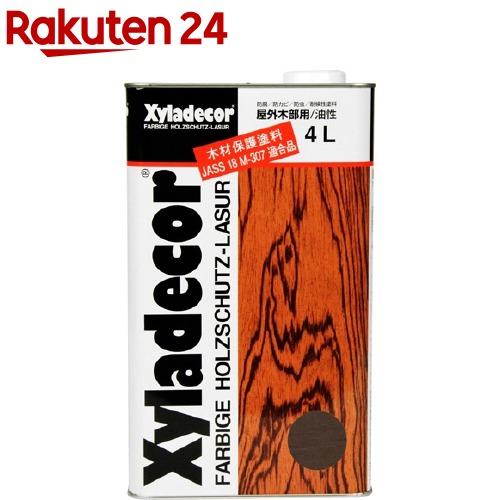キシラデコール 103 チーク 4L(4L)【キシラデコール】
