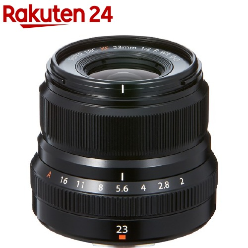 富士フイルム FUJINON XF23mmF2 R WR B(1本)
