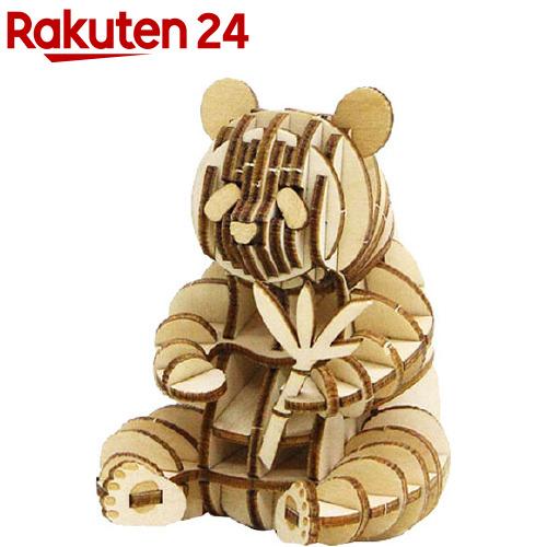 超特価 エーゾーン 店内全品対象 Wooden Art ki-gu-mi KGM10837 ジャイアントパンダ 1個