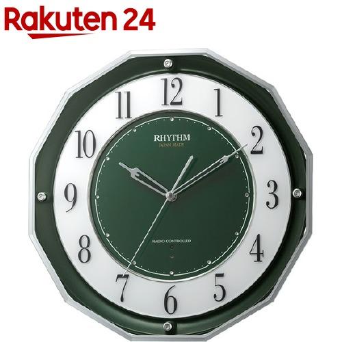 リズム スリーウエイブM846 緑メタリック 4MY846SR05(1台)【送料無料】