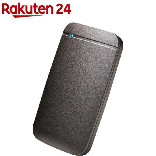 エレコム SSD 外付け ポータブル 500GB USB3.2 耐衝撃 ps4 ブラック ESD-EF0500GBKR(1個)【エレコム(ELECOM)】