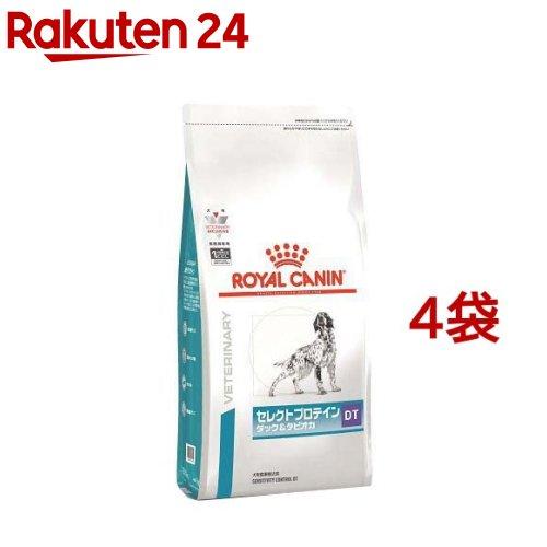 ロイヤルカナン 犬用 セレクトプロテイン (ダック&タピオカ) ドライ(3kg*4コセット)【ロイヤルカナン(ROYAL CANIN)】【送料無料】