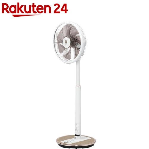 トヨトミ トリプルセンサー付きハイポジションDC扇風機 FS-DST30JHR(WM)(1台)【トヨトミ】