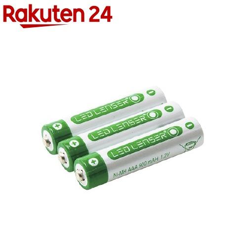 レッドレンザー 専用ニッケル水素充電池 単4形3本セット 7749(1コ入)