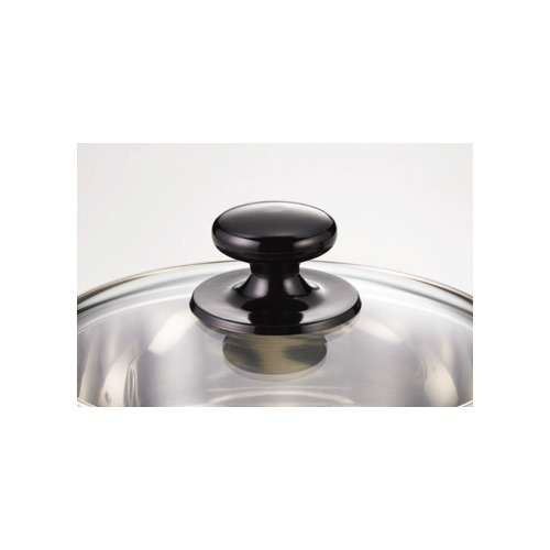 じょうずにグッズ ガラス蓋専用鍋つまみ 14-18cm用 吊り下げ台紙付 C-3290(1コ入)