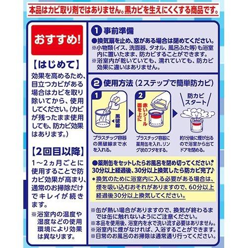 らくハピ お風呂の防カビ剤 無香性(1コ入)【らくハピ】
