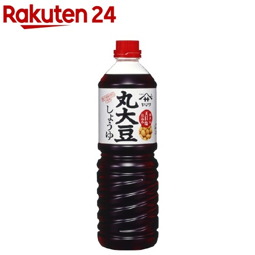海外並行輸入正規品 祝日 ヤマサ醤油 丸大豆醤油 1L