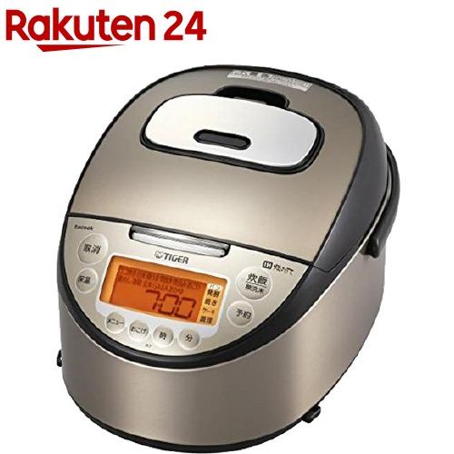 タイガー IH炊飯ジャー 炊きたてtacook 5.5合 JKT-J101 パールブラウン(1台)【タイガー(TIGER)】