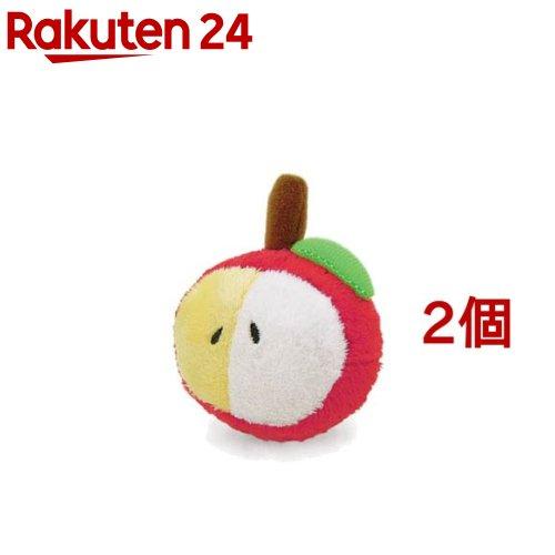 まんまるシリーズ ペット 贈答 まんまるフルーツ 2コセット 1コ入 リンゴ 日本全国 送料無料
