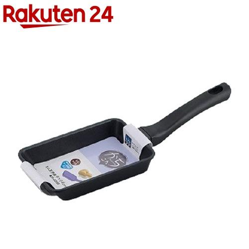 かちこれ ミニ玉子焼9*14cmブラック KR-8258(1コ入)