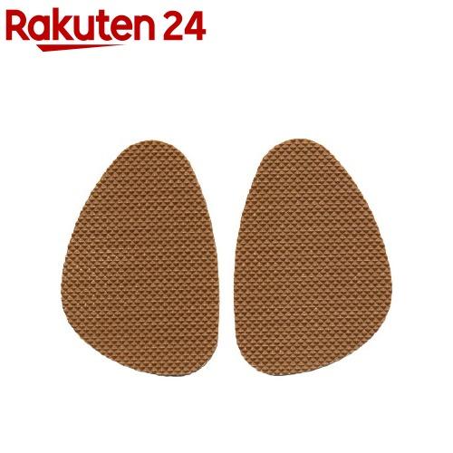スベリ止めステッカー 婦人靴用 ベージュ 1足入 『4年保証』 フリーサイズ 日本