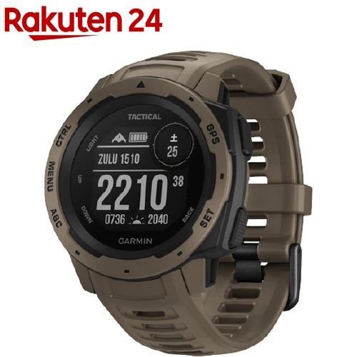 GARMIN GPSアウトドアウォッチ Instinct Tactical Coyote Tan 0100206492 日本正規品(1個)【GARMIN(ガーミン)】