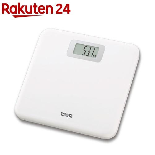 タニタ 新品■送料無料■ TANITA 激安 デジタルヘルスメーター 1台 HD-661-WH ホワイト