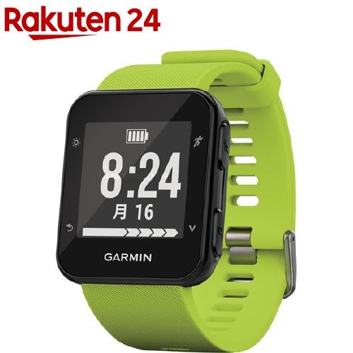GARMIN(ガーミン) Fore Athlete35J LimeGreen(日本正規品) 168939(1コ入)【GARMIN(ガーミン)】