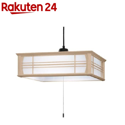 LED和風木枠ペンダントライト~12畳 LEP-CA1200EJ(1台)【送料無料】