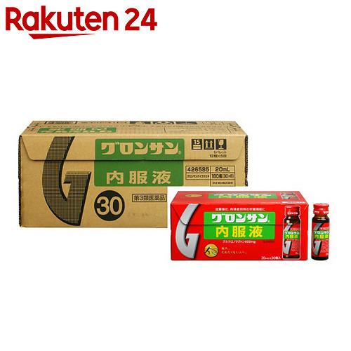 【第3類医薬品】グロンサン内服液 20ml×30本×6