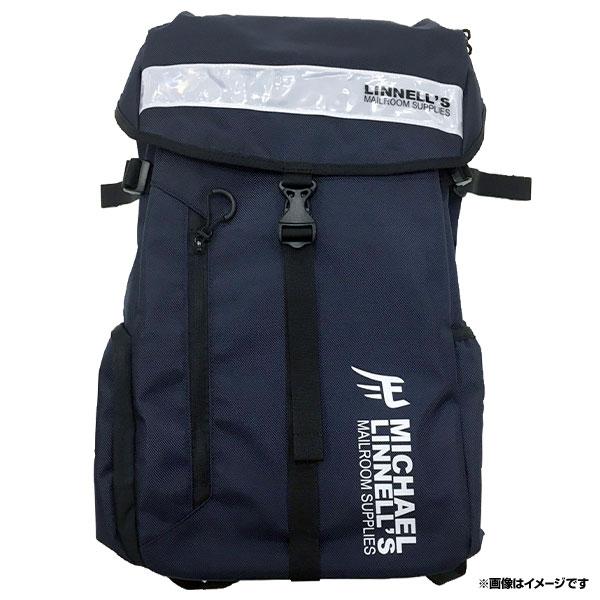 マイケルリンネル×EBig Backpack《ネイビー》