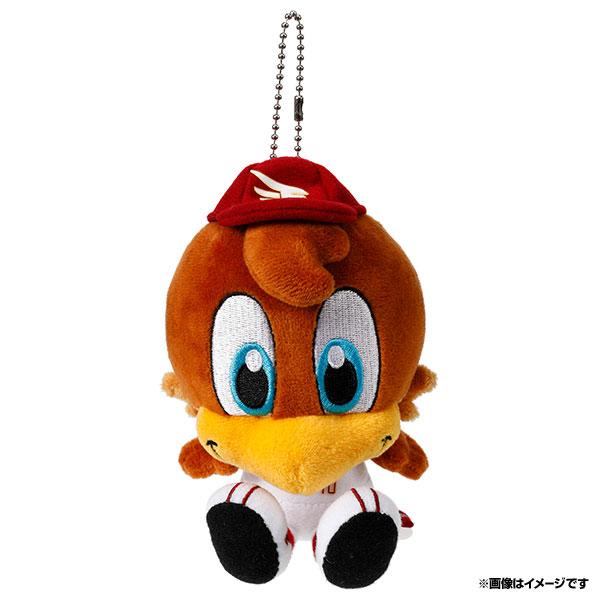 大人気のキャラクターグッズ イーグルス ぬいぐるみクラッチ《MINI》 日本未発売 東北ゴールデンイーグルス グッズ 卸直営 野球 ファン 応援
