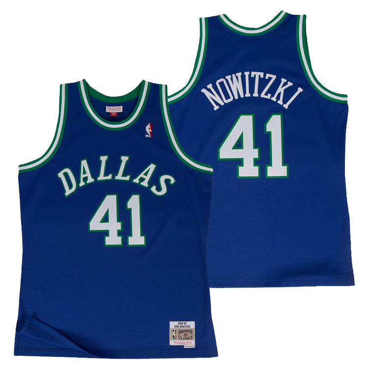 ミッチェル&ネス NBA ダラス・マーベリックス ダーク・ノヴィツキー 1998-99 スウィングマン ロード ジャージー (ユニフォーム) / Mitchell & Ness Dallas Mavericks Dirk Nowitzki
