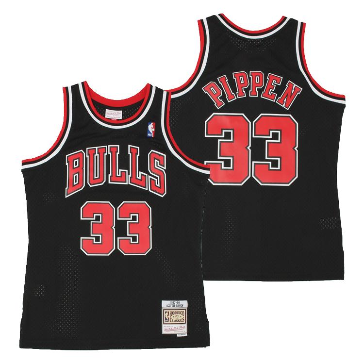 ミッチェル&ネス NBA シカゴ・ブルズ スコッティ・ピッペン 1997-98 スウィングマン ロード ジャージー (ユニフォーム) / Mitchell & Ness Chicago Bulls Scottie Pippen Swingman Jersey