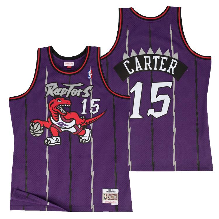 ミッチェル&ネス NBA トロント・ラプターズ ビンス・カーター 1998-99 スウィングマン ロード ジャージー (ユニフォーム) / Mitchell & Ness Tronto Raptors Vince Carter Swingman Jersey