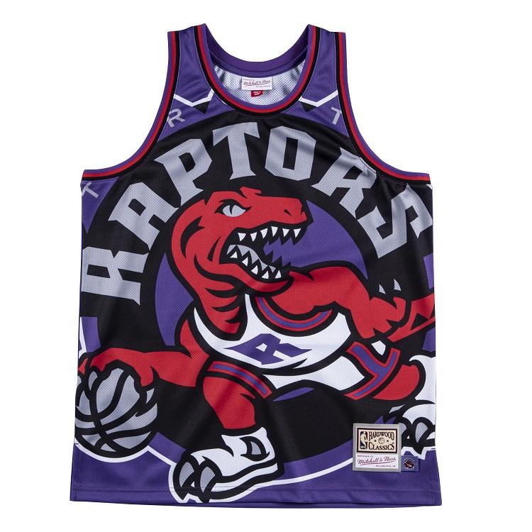 ミッチェル&ネス NBA トロント・ラプターズ ビッグロゴ スウィングマン ジャージー / Mitchell & Ness Tronto Raptors Big Face Swingman Fashion Jersey