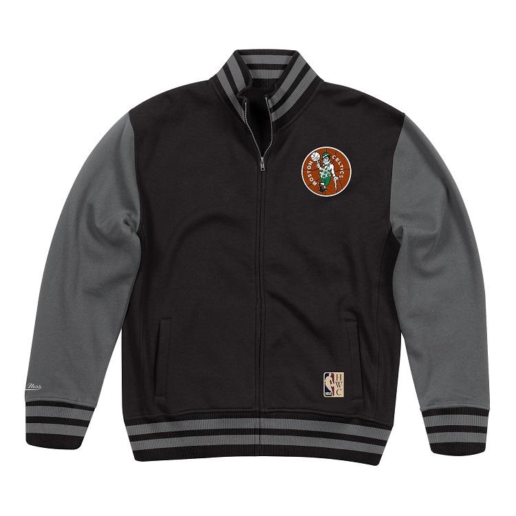 NBA ボストン・セルティックス バーシティ フリースジャケット / Boston Celtics Varsity Fleece Jacket / Mitchell & Ness (ミッチェル&ネス)