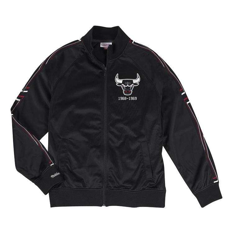 ミッチェル&ネス NBA シカゴ・ブルズ トラックジャケット / Mitchell & Ness Chicago Bulls Track Jacket