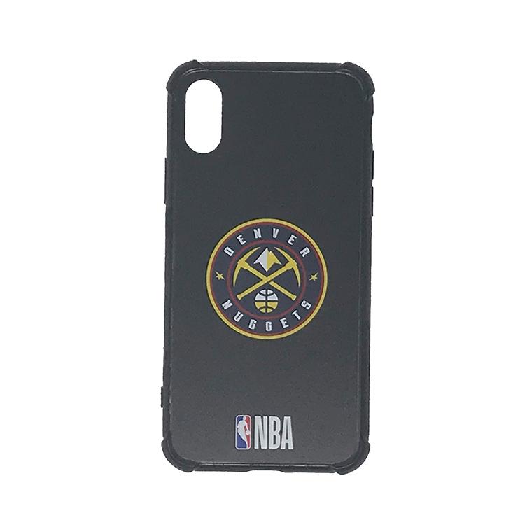 国内公式NBAライセンスグッズ NBA iPhone X デンバー 販売 XS 今だけスーパーセール限定 カバー ナゲッツ