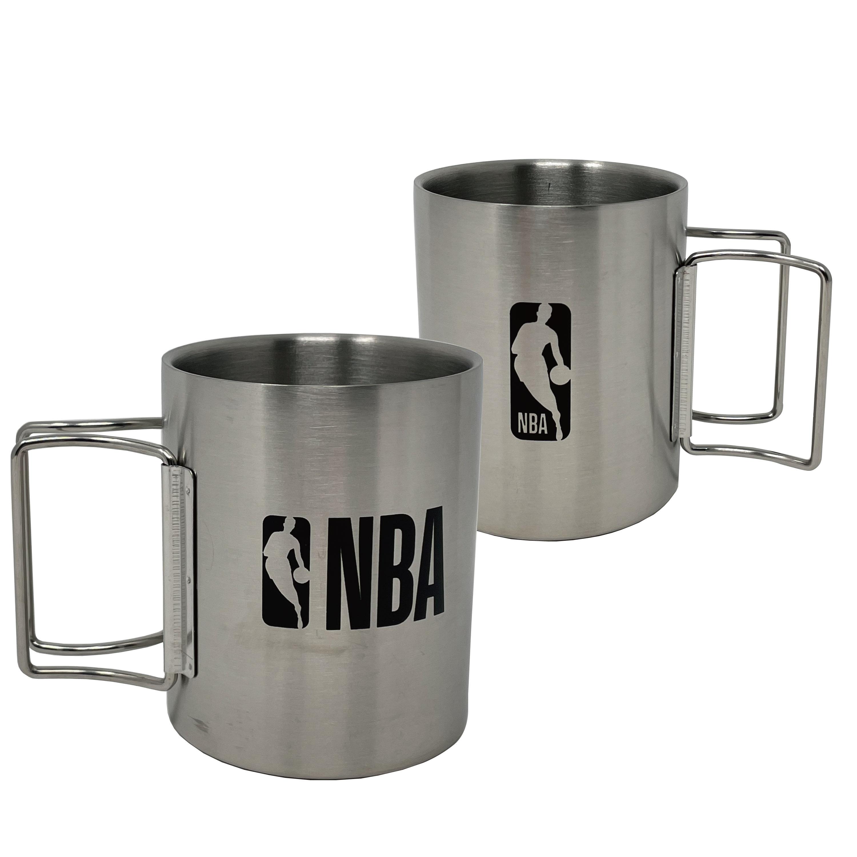 アウトドアアクティビティにも最適 NBA 完売 ステンレスマグカップ アウトドアコップ 正規取扱店 コーヒーカップ